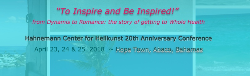 Heilkunst Center for Heilkunst 20th Anniversary Conference